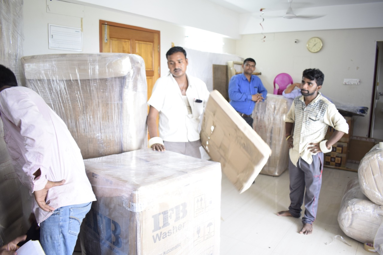 Office Relocation in Dhenkanal
